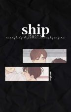 ship; chanro by chogiwanese