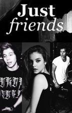 Just friends by sasukegirl