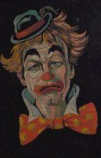 Il Clown triste by verlaine64