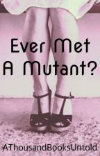 Ever Met A Mutant? - Charles Xavier [PREQUEL] by lover_of_historias