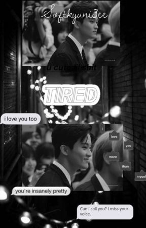 Tired | Mark Lee by softkyuni3ee