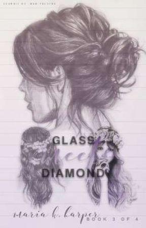 Glass Meets Diamond by MariaKHarper