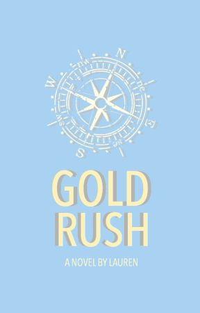 Gold Rush by fadedneons