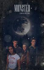 MONSTER|Twilight by lunasalvatoree