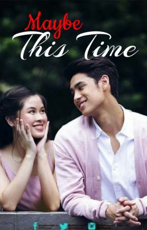 Maybe This Time (DonKiss FanFic) by secretfan24