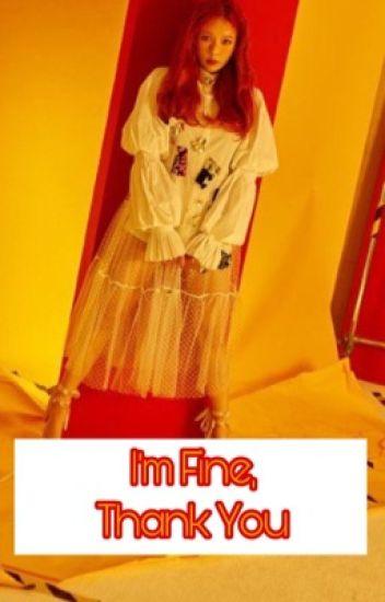 I'm Fine, Thank You | Luwoo