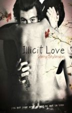 Illicit Love ¬ Larry [Mpreg] *Angel Harry* by RevolveAroundLarry