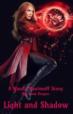Light and Shadow - Wanda Maximoff by starsandspells