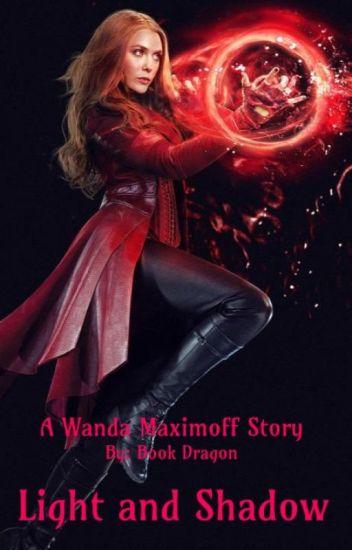 Light and Shadow - Wanda Maximoff