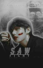 Vkook//Saw fight +18 by Sherry_365