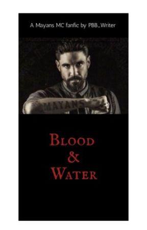 Blood & Water by PBBWriter