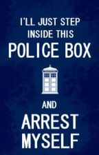 Doctor Who Oneshots and Prompts by -_X-Menger_-