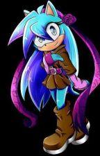 My Sonic OC ~ Baha Al Jasmina by siasiaisa