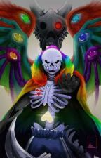 The Risen Monster (Undertale Seraphim!Sans x Overlord) by Darkness140