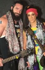 Take Care (Bayley x Elias) by maddiexwwe