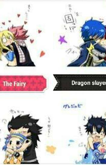 The Fairy Dragon Slayers