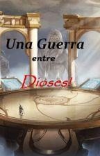Una guerra entre Dioses! (Inazuma eleven vs Olimpo) by Luciana-Chan
