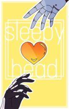 sleepyhead - lewthur  by shanspng