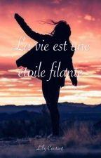 La vie est une étoile filante. by LillyBrt