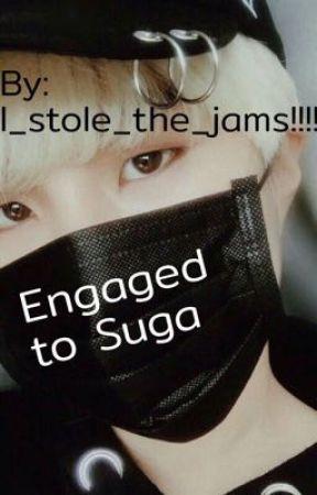 engaged to Suga by jimineHQ13