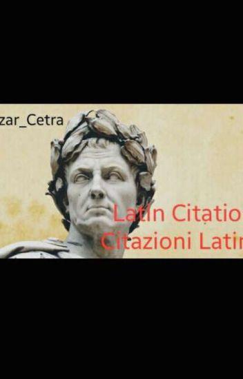 Citazioni Latine Latin Citations Mrs O Hara Wattpad
