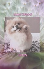 Best friend-Ikon{COMPLETED} by squishykangdaniel
