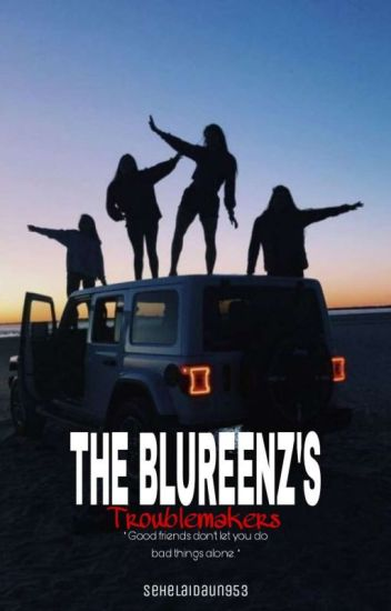 THE BLUREENZ'S TROUBLEMAKER [SU]