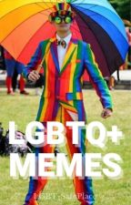 LGBTQ+ memes by Lgbt-SafePlace