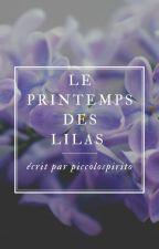 Le printemps des Lilas (pause) by piccolospirito