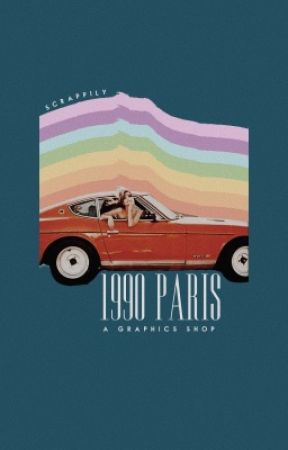 1990 PARIS   GRAPHICS by scrappily