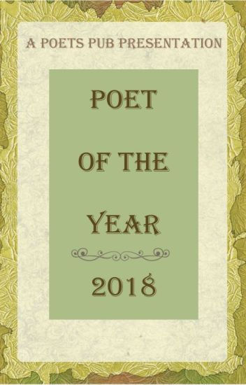 2018 Poet of the Year Contest