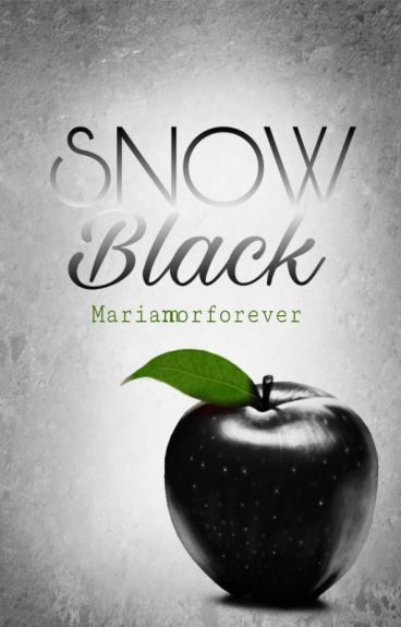 Snow Black  by mariamorforever