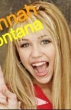 Hannah montana by harrylovexoxo34