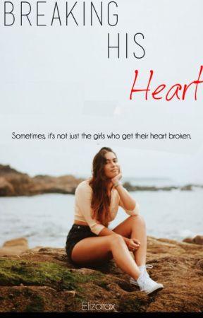 Breaking His Heart by Elizarax