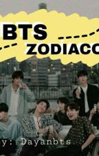 BTS Zodiaco  by Dayanbts