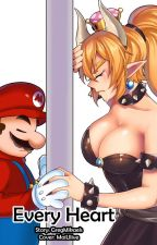 Every Heart - A Bowsette/Mario fanfiction by gregmikaels