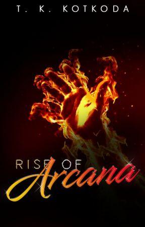 Rise of Arcana by Kotkoda