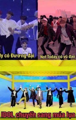 Ảnh Dìm BTS- Động Chứa Muối =)))