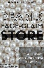 Pearl's Face-Claim Store ⚪ by TreasureCommunity