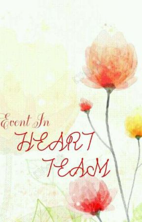 EVENT IN HEART TEAM by HEART_Team