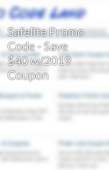 graphic relating to Safelite Auto Glass Printable Coupon referred to as Safelite AutoGl Promo Codes Personal savings February 12222