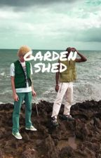 Garden Shed: Tyler The Creator and Wyatt by RadicalMisfits