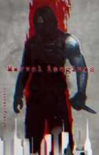 Marvel Imagines by lovelyshadow20