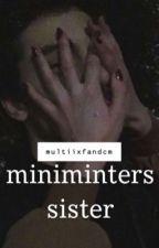 Miniminter's sister by multiixfandcm