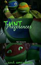 TMNT Preferences and One-Shots (2012) by zachdeanis8letters