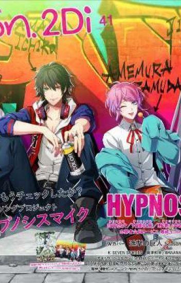 Hypnosis Mic || Reader-Inserts