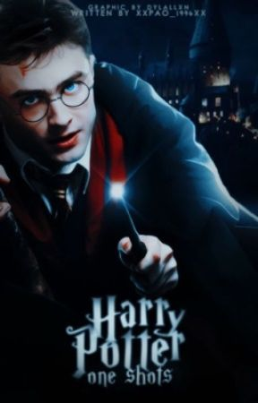 Harry Potter ⚡️ One Shots by xXPao_1996Xx