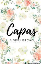 Capas & Divulgação [Aberto] by GirlKawaii500