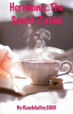 Hermione...The Secret Zabini by RoseMalfoy2005