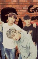 Stray Kids gang AU by lover474